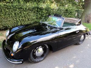 1953 Porsche 356 Pre-A Cabriolet For Sale by Auction
