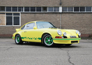 1973 Porsche 911 2.7 RS For Sale by Auction