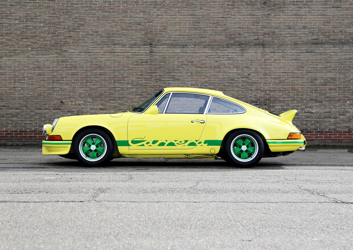 1973 Porsche 911 2.7 RS For Sale by Auction (picture 2 of 6)
