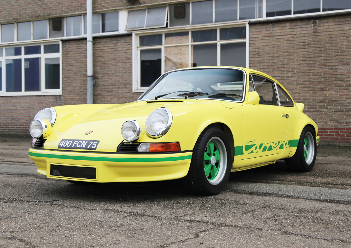 1973 Porsche 911 2.7 RS For Sale by Auction (picture 3 of 6)