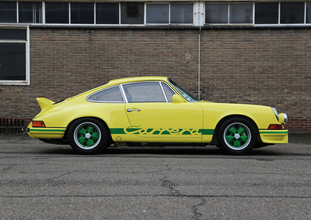 1973 Porsche 911 2.7 RS For Sale by Auction (picture 4 of 6)
