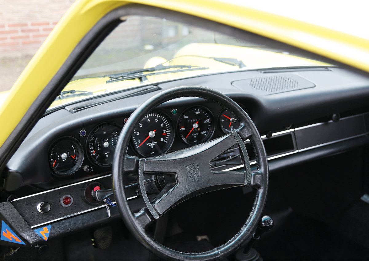 1973 Porsche 911 2.7 RS For Sale by Auction (picture 5 of 6)