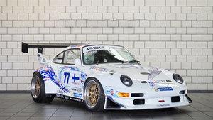 1995 Porsche 993 GT2 Evolution Spekification For Sale by Auction