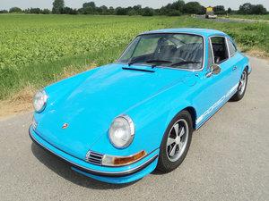 1970 Porsche 911 2.2 S For Sale by Auction