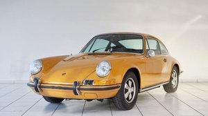 1969 Porsche 911 2.2E Sportomatic For Sale by Auction