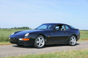 1993 Porsche 968 Coupe For Sale by Auction