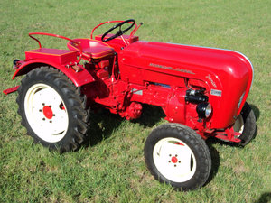 1959 Porsche Junior Tractor For Sale by Auction