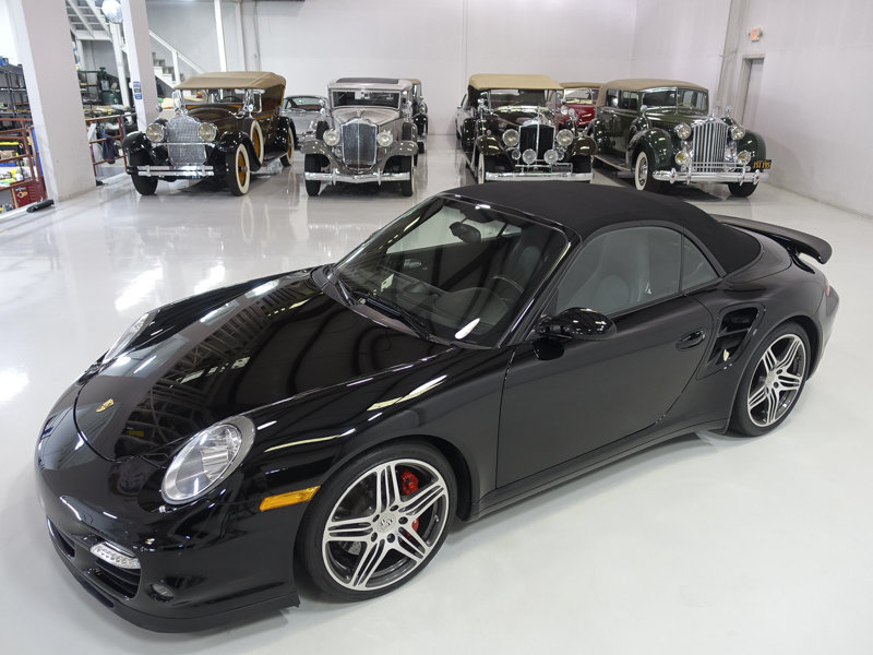 2008 Porsche 911 Turbo Cabriolet For Sale (picture 2 of 6)