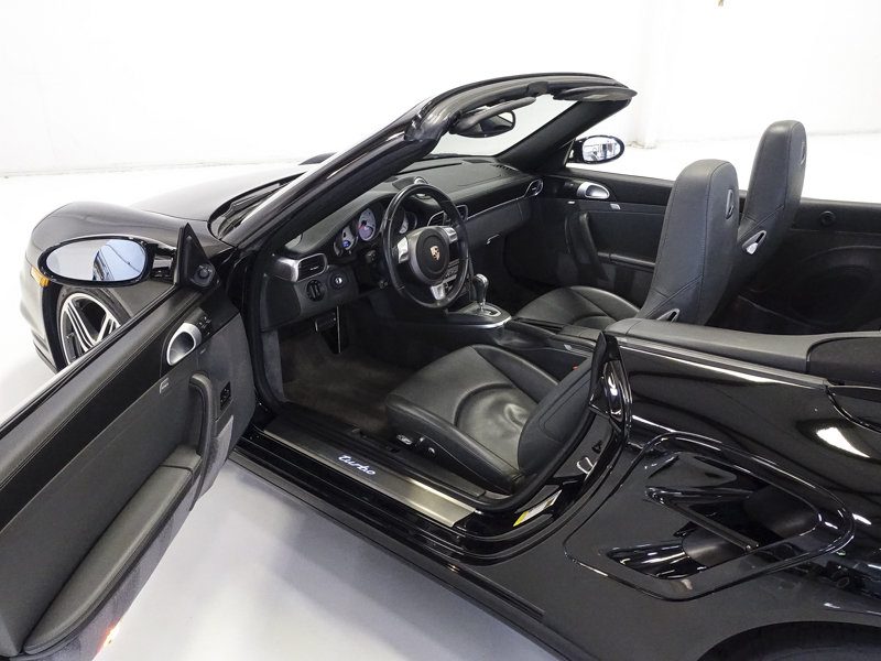 2008 Porsche 911 Turbo Cabriolet For Sale (picture 3 of 6)