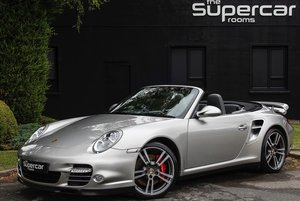 Porsche 997 Gen2 Turbo Cabriolet - PDK - 33K Miles - 2011 For Sale