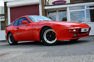 1986 Porsche 944 Lux Automatic For Sale