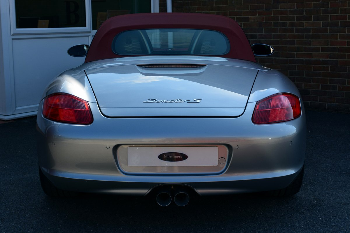 2008 Porsche  Boxster RS60 Spyder For Sale (picture 6 of 6)