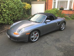 2001 Porsche 986 Boxster S - IMS Bearing Upgrade For Sale
