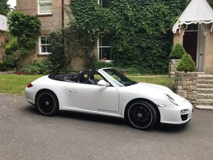 2012 Porsche 911 Carrera 4 GTS Cabrio For Sale