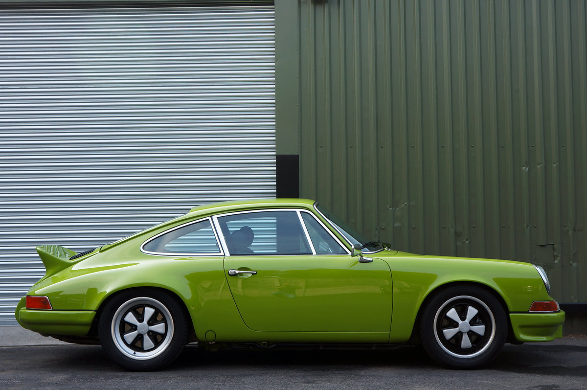 1981 Porsche 911 RS Recreation by Ninemeister - 3.0 SC Coupe. For Sale (picture 2 of 6)