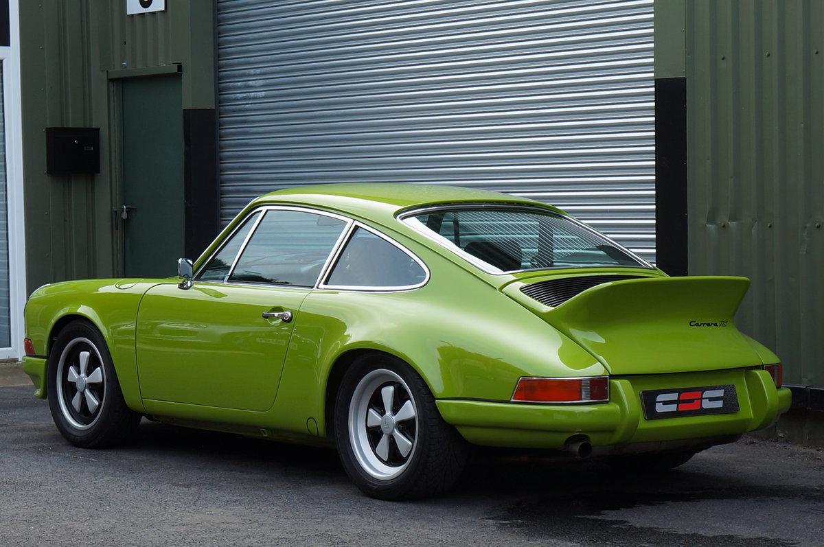 1981 Porsche 911 RS Recreation by Ninemeister - 3.0 SC Coupe. For Sale (picture 3 of 6)