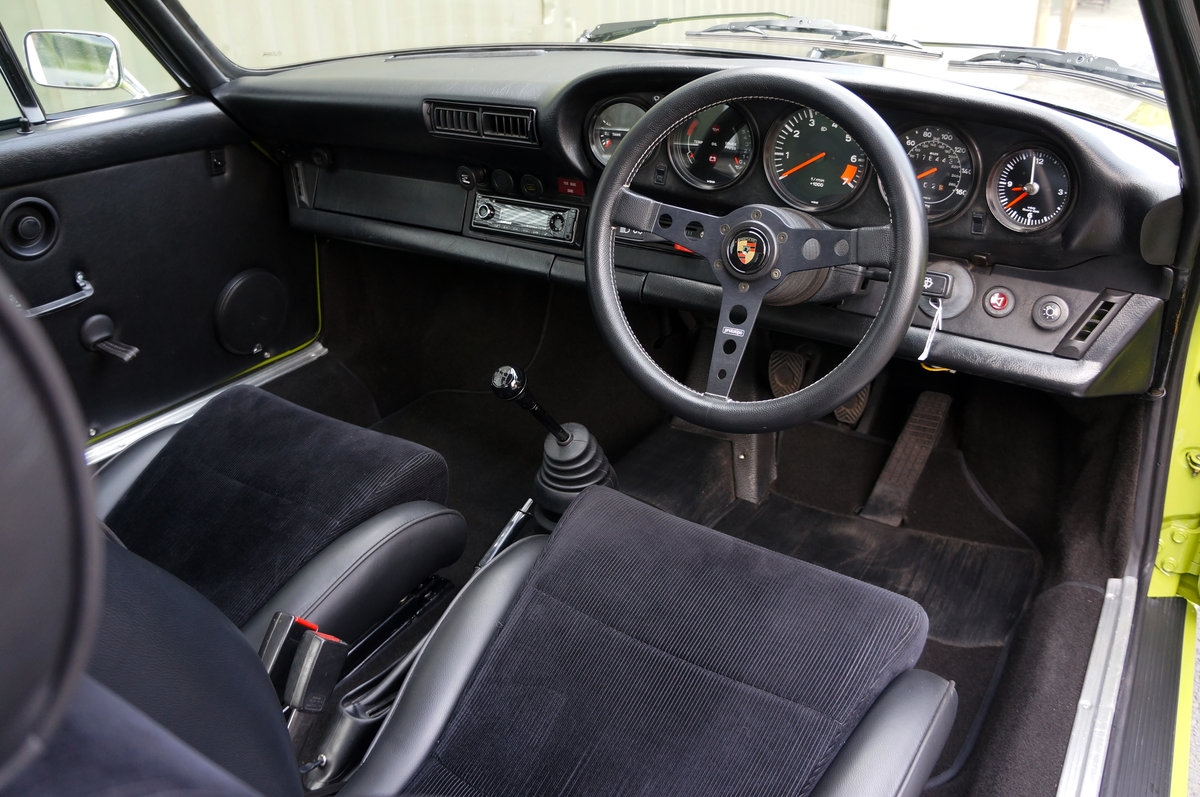 1981 Porsche 911 RS Recreation by Ninemeister - 3.0 SC Coupe. For Sale (picture 4 of 6)