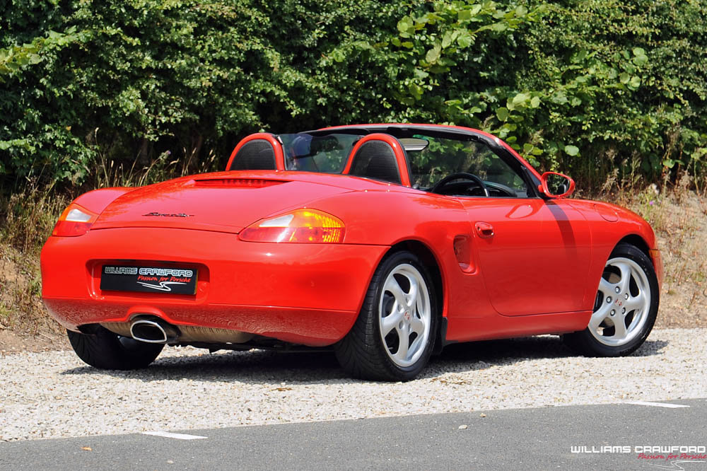 1997 Porsche 986 Boxster manual (Sport Technic pack) SOLD (picture 2 of 6)