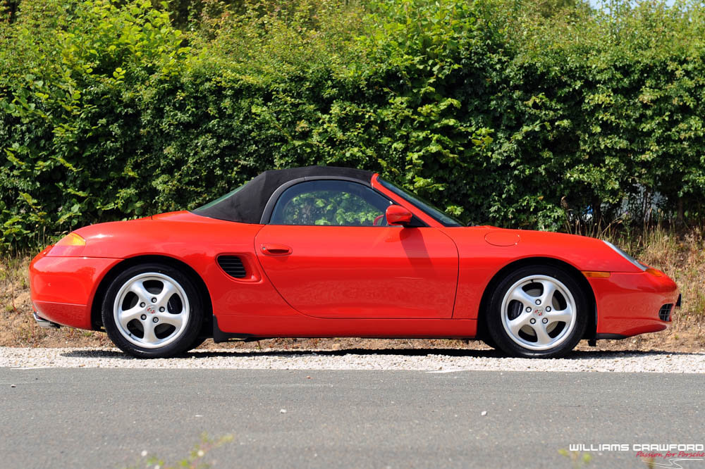 1997 Porsche 986 Boxster manual (Sport Technic pack) SOLD (picture 4 of 6)