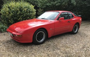 1985 Porsche 944 - A real head turner SOLD