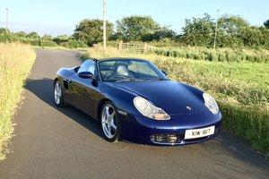 2001 Porsche Boxster 986 3.2 S For Sale