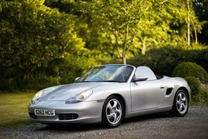 1999 Boxster 2.5 manual, new clutch and roof, MOT 07/20 For Sale
