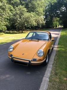 1969 Porsche 912, Beautiful Recent Restoration For Sale
