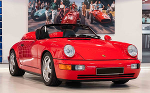 Porsche 964 Speedster 1994 LHD Manual For Sale