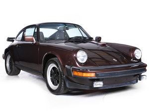 Porsche 911SC 1982 Coupe 3.0L LHD Palisander Metallic For Sale