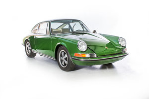 Porsche 911T 1970 Coupe 2.2 Engine LHD Manual Gearbox Irish  For Sale