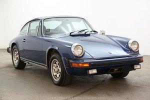1975 Porsche 911S Coupe Anniversary