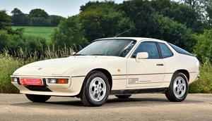 1986 Porsche 924 S - Original Condition SOLD