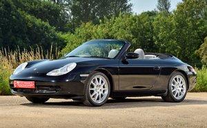 2000 Porsche 996 Carrera 4 Convertible SOLD