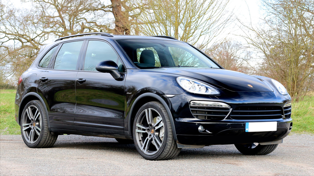 2014 PORSCHE CAYENNE S 4.2 DIESEL V8 TURBO For Sale (picture 1 of 6)