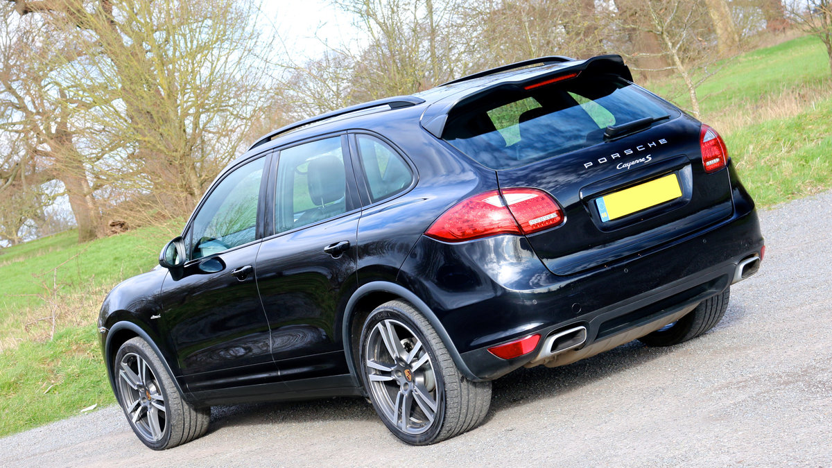 2014 PORSCHE CAYENNE S 4.2 DIESEL V8 TURBO For Sale (picture 2 of 6)