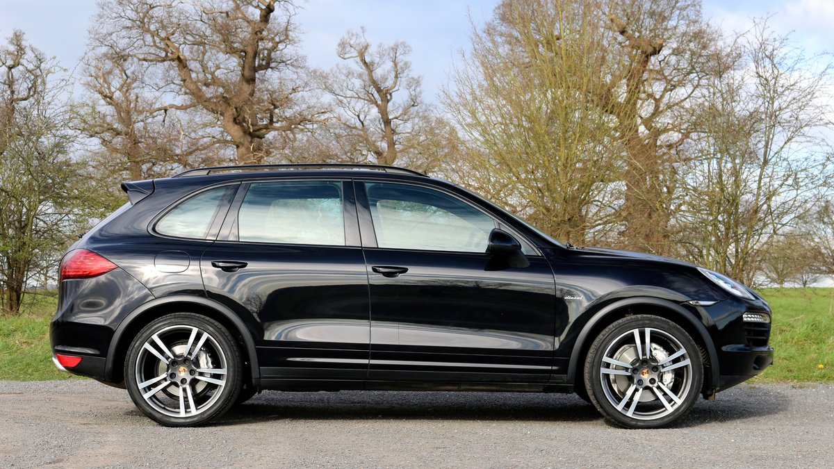 2014 PORSCHE CAYENNE S 4.2 DIESEL V8 TURBO For Sale (picture 3 of 6)