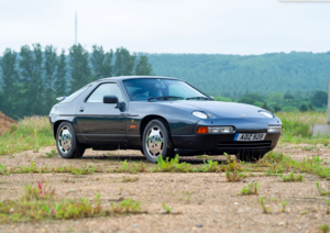 1988 Porsche 928 S4 Low Mileage Number Plate included For Sale