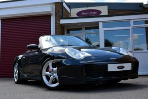 2005 Porsche Carrera 4 Tiptronic S Cabriolet For Sale