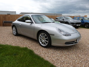 1999 Porsche 996 C2 Tipronic FSH OPC 18 Stamps VL Miles For Sale