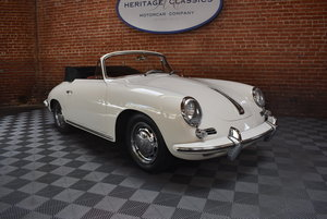 1964 Porsche 356C Cabriolet For Sale