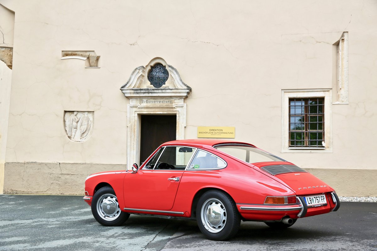 1968 Perfect Porsche 912 matching numbers For Sale (picture 3 of 6)