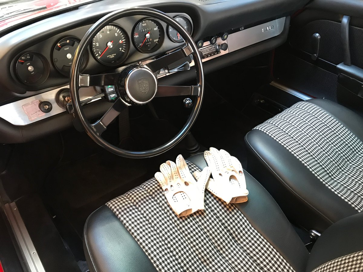 1968 Perfect Porsche 912 matching numbers For Sale (picture 4 of 6)
