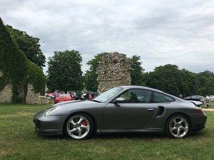2002 Porsche 911 (996) turbo For Sale