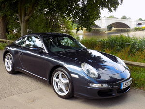 2007 PORSCHE 911 (997) CARRERA 2 COUPE - MANUAL - LOW MILES SOLD