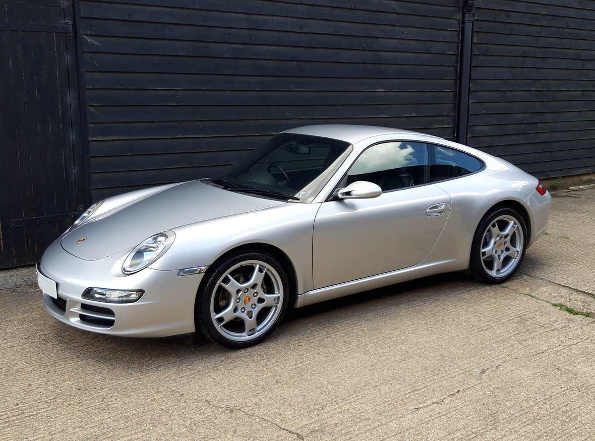 2005 PORSCHE 911/997 3.6 CARRERA 2 COUPE Tiptronic S - F.p.s.h   SOLD (picture 3 of 6)