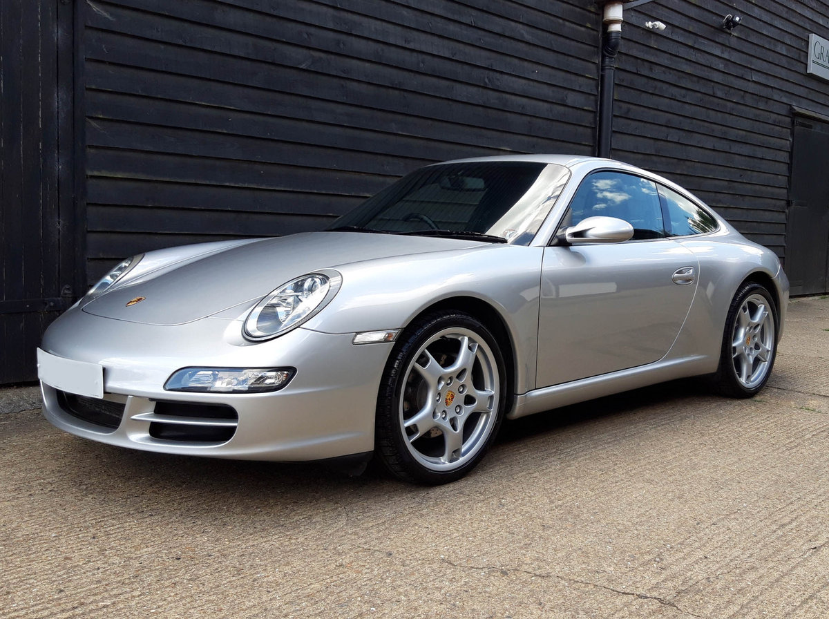 2005 PORSCHE 911/997 3.6 CARRERA 2 COUPE Tiptronic S - F.p.s.h   SOLD (picture 4 of 6)