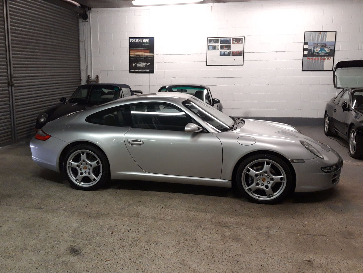 2005 PORSCHE 911/997 3.6 CARRERA 2 COUPE Tiptronic S - F.p.s.h   SOLD (picture 6 of 6)