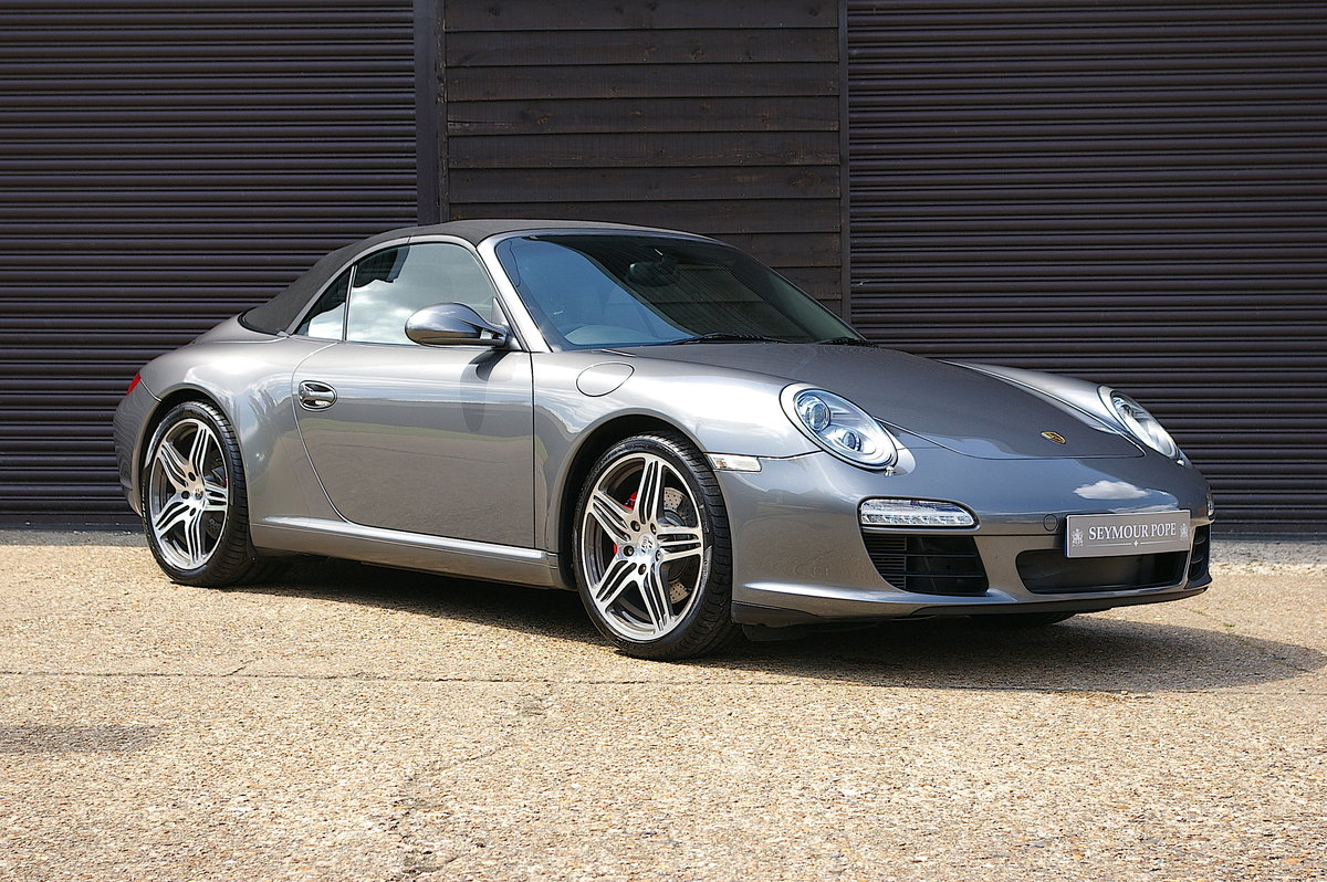 2010 Porsche 997.2 Carrera S 3.8 PDK Convertible (20,000 miles) SOLD (picture 1 of 6)