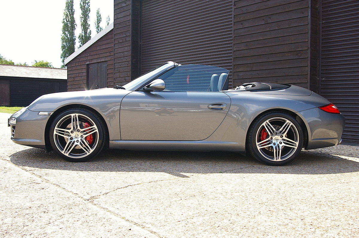 2010 Porsche 997.2 Carrera S 3.8 PDK Convertible (20,000 miles) SOLD (picture 2 of 6)