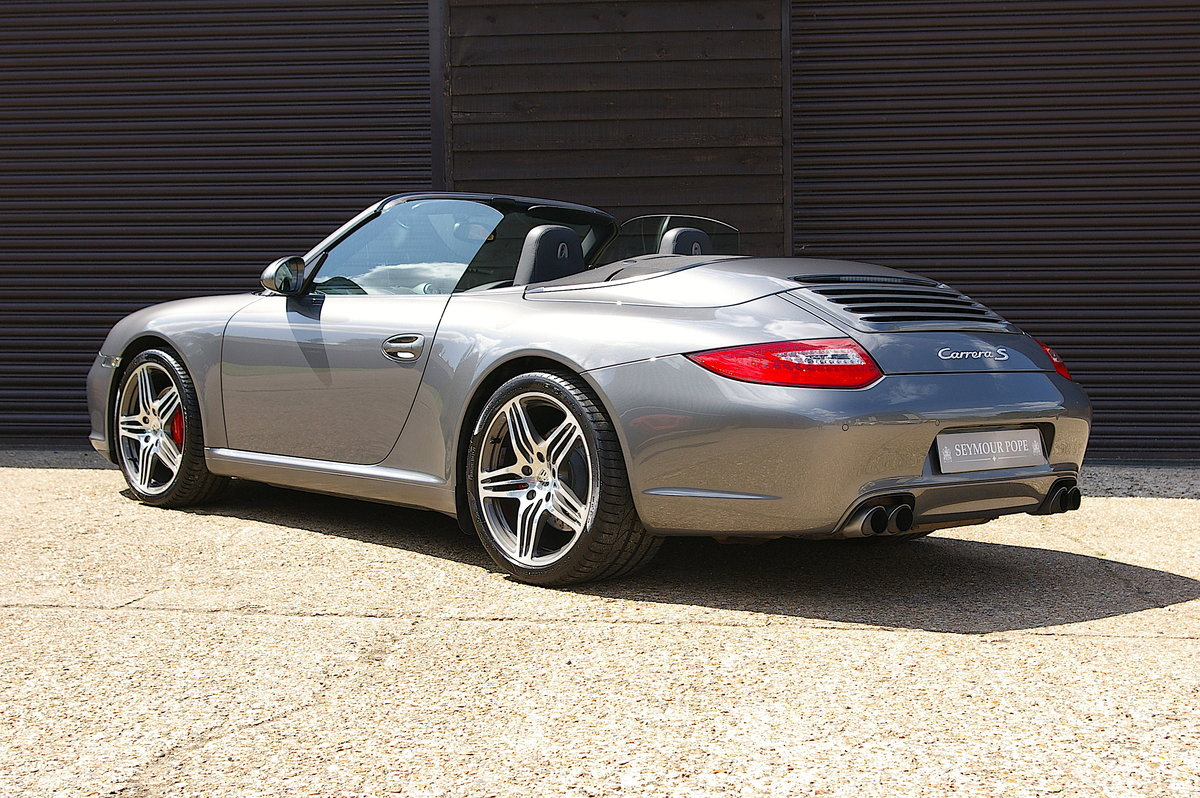 2010 Porsche 997.2 Carrera S 3.8 PDK Convertible (20,000 miles) SOLD (picture 3 of 6)